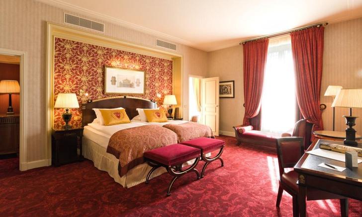 отель Paris La Grand