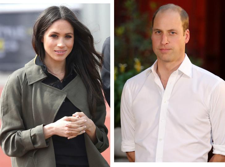 Фото №1 - Королевский гнев: какой поступок испортил отношения Уильяма и Меган (и при чем здесь Арчи)
