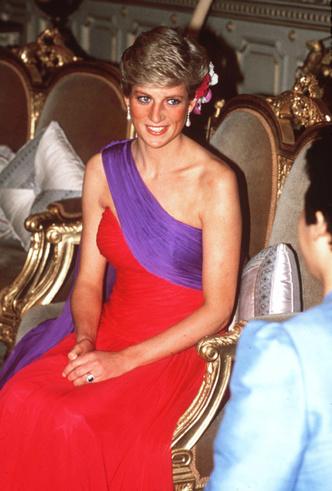 Фото №4 - Самое модное цветовое сочетание сезона из гардероба Дианы (которое взяла на заметку герцогиня Меган)