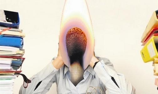 Фото №1 - Треть студентов-медиков уже «сгорели на работе»