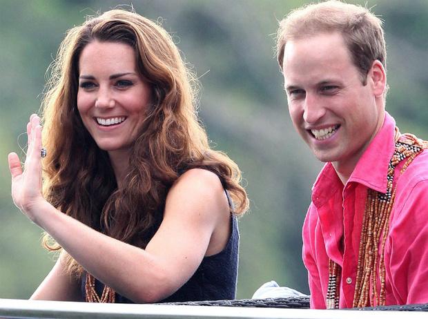 Фото №23 - Кейт Миддлтон и принц Уильям: история в фотографиях