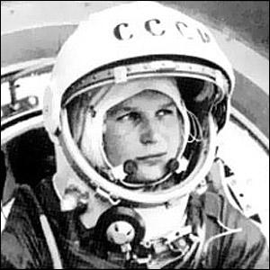 Фото №1 - Женщины в космосе