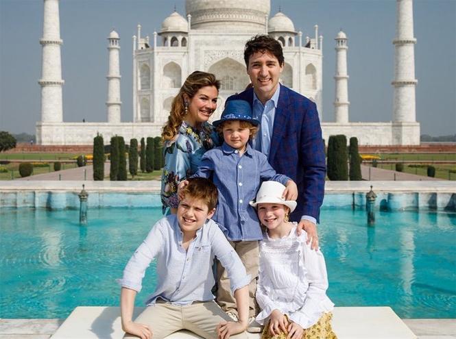 Фото №21 - Почему мир влюблен в канадского премьера Джастина Трюдо