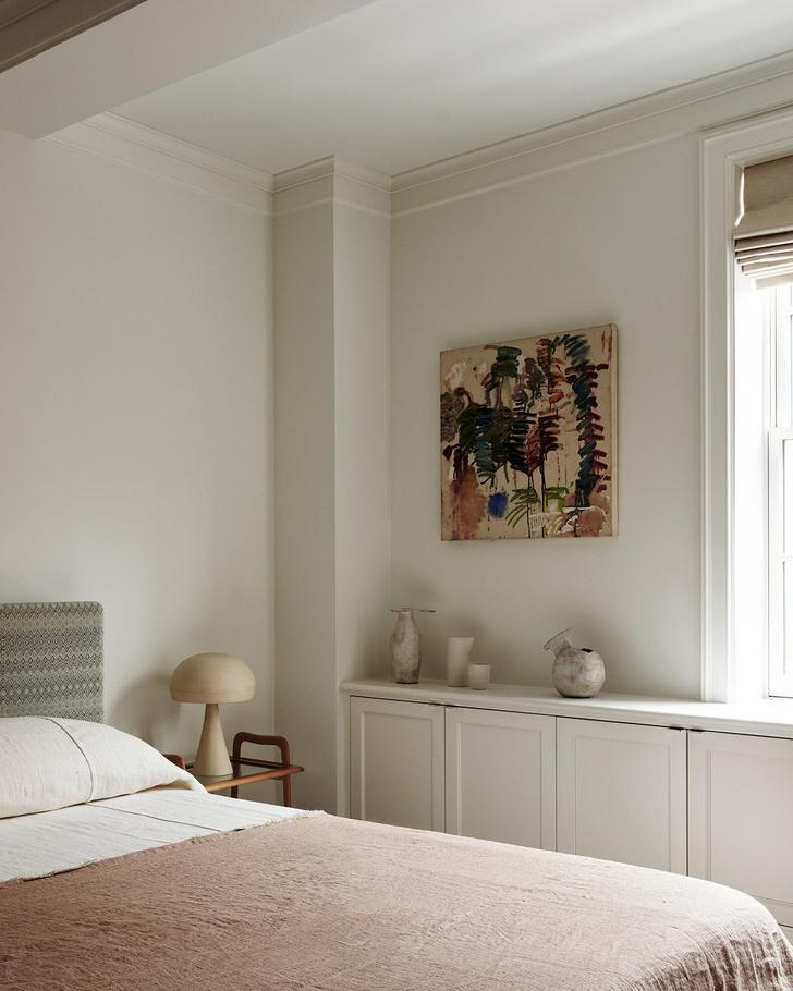 Фото №11 - Квартира нью-йоркского коллекционера искусства