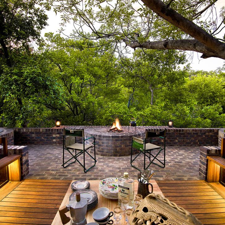 Фото №6 - Узкий дом в Южной Африке