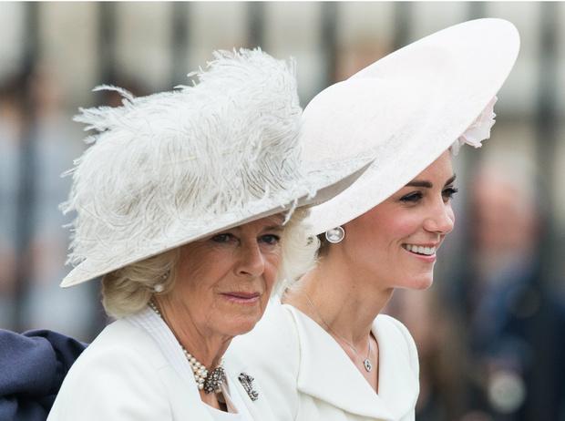 Фото №5 - Быть герцогиней: какой совет Камилла дала Кейт перед свадьбой
