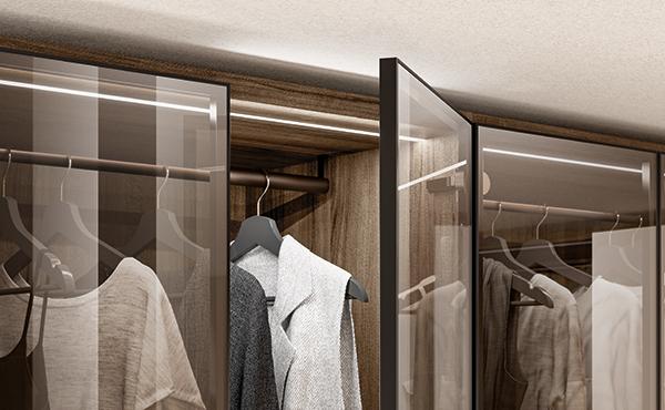 Фото №5 - Первая гардеробная система от Scavolini