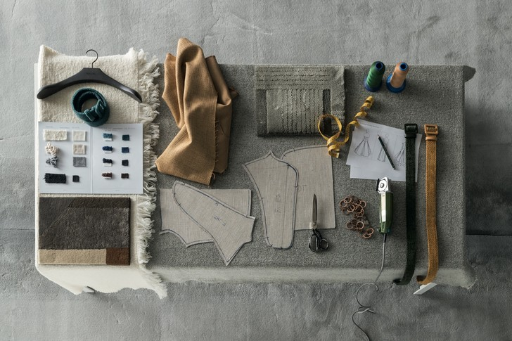 Фото №4 - Трава у дома: коллекция текстиля по дизайну Марты Ферри