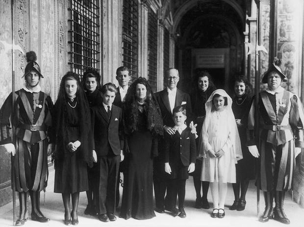 Фото №6 - Свадьба Джона и Жаклин Кеннеди: 9 несказочных фактов