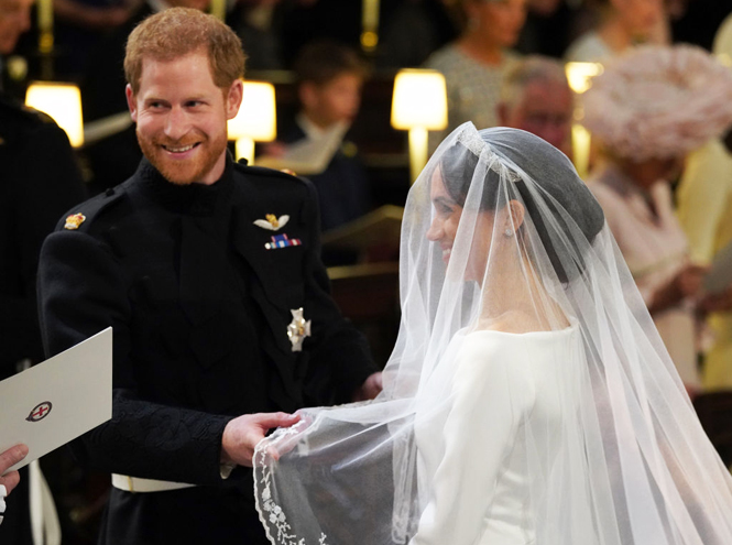 Фото №4 - Сассекские рассказали о личных деталях своей свадьбы