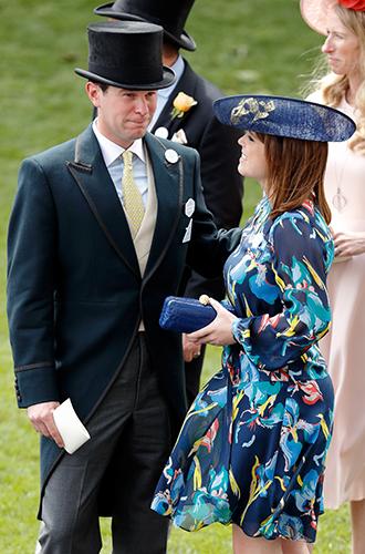 Фото №6 - Принцесса и жених: самое интересное на Royal Ascot 2017, день 4