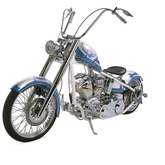 Фото №4 - Чопнутые на всю голову: культовые мотоциклы американской мечты
