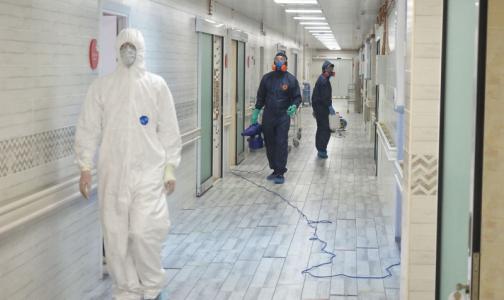Фото №1 - В ожидании отрицательных тестов на ковид больницы Петербурга ждет коллапс