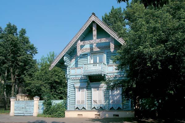 Фото №1 - Москва деревянная