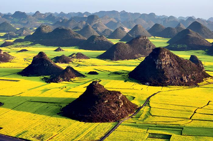 Фото №1 - Желтое море Китая