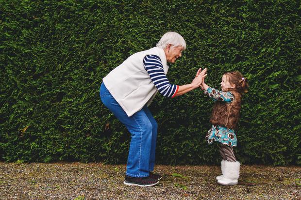 Фото №1 - «Дочь уехала на заработки, и внучка начала называть мамой меня»