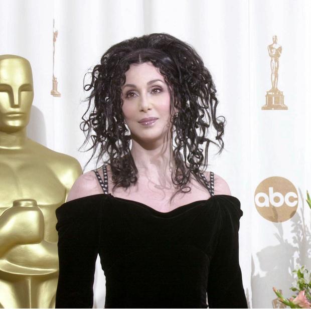 Фото №4 - Худшие прически за всю историю «Оскара»: расчешите это немедленно!