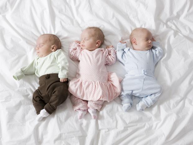 Фото №1 - Стерилизованная женщина случайно забеременела тройней
