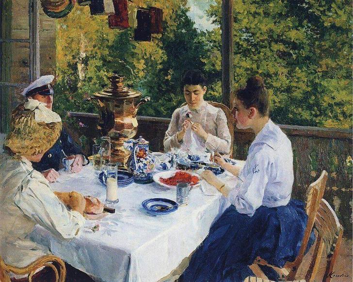 Фото №12 - Первый русский импрессионист. 10 интересных фактов о Константине Коровине