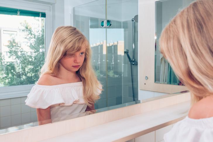 Фото №1 - «Я некрасивая»: как комплексы из детства ломают всю взрослую жизнь