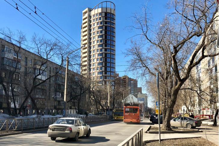 Фото №2 - Дом без углов: обзор ЖК «Онегин»