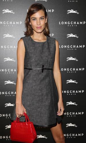 Фото №2 - Елена Перминова, Джессика Альба и другие звёзды на вечеринке Longchamp