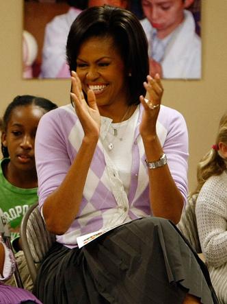 Фото №7 - Время Первых леди: какие часы носят жены президентов США