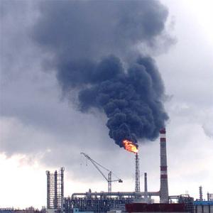 Фото №1 - CO2 не влияет на климат