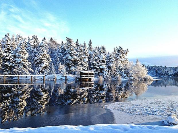 Фото №13 - Let it snow: самые снежные страны