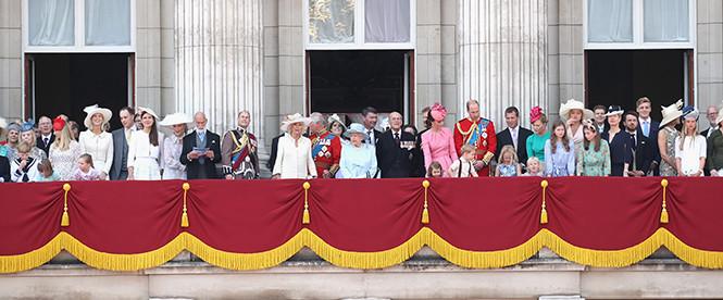 Фото №12 - Trooping the Colour: что нужно знать об официальном дне рождения британской королевы