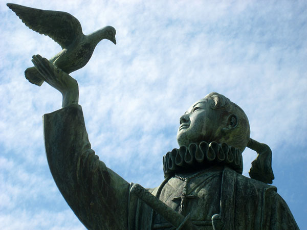 Фото №1 - Верные самураи Иисуса