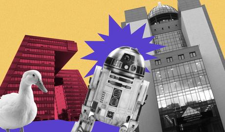 Хреновосибирск: народное творчество на карте города