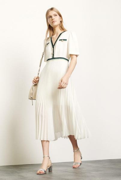 Фото №2 - 20 платьев Sandro, которые сделают это лето классным