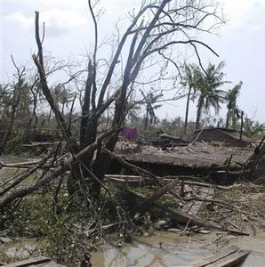 Фото №1 - Мьянме грозит новый ураган
