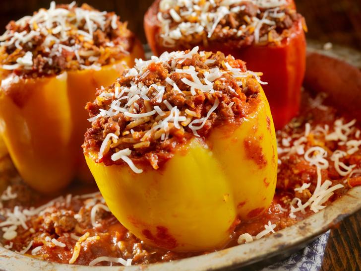 Фото №4 - Фаршированный перец по-новому: секретный рецепт королевского повара