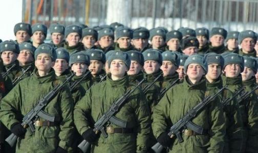 Фото №1 - Западный военный округ потратил 13 млн рублей, чтобы предотвратить грипп и ОРВИ у солдат