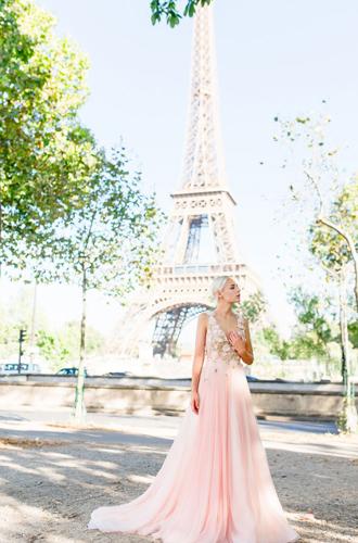 Фото №15 - А la Russe: свадебные платья от российских дизайнеров