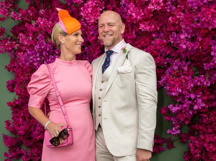 Фото №1 - Счастье вопреки: кто и почему был против свадьбы Зары и Майка Тиндолла