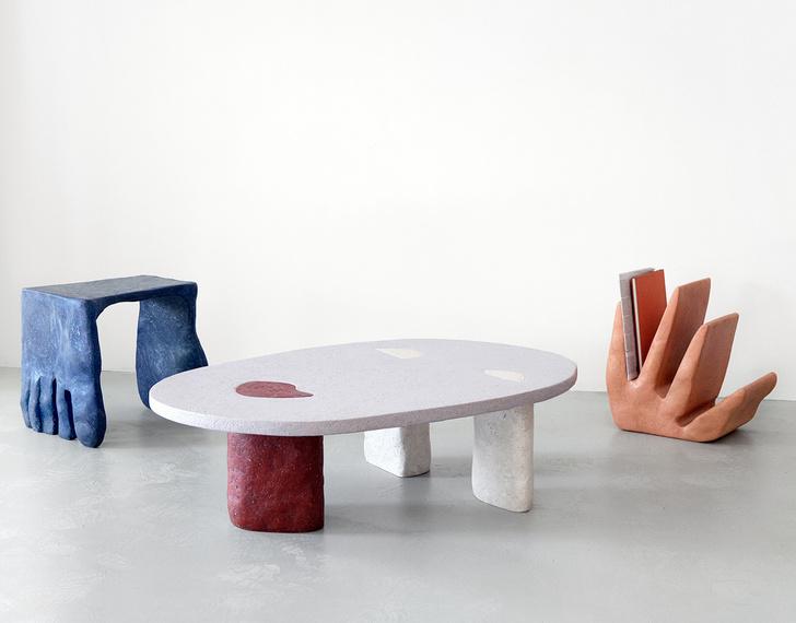 Фото №1 - Антропоморфная мебель Барборы Жилинскайте