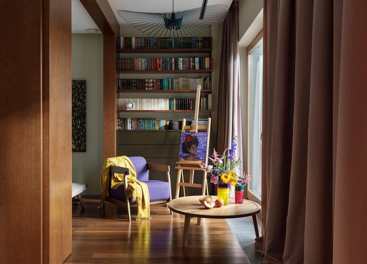 Фото №10 - Квартира архитектора в центре Санкт-Петербурга