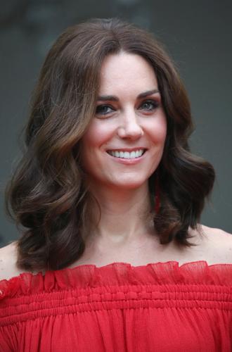 Фото №3 - Тайная эволюция цвета волос Кейт Миддлтон (а вы и не замечали)