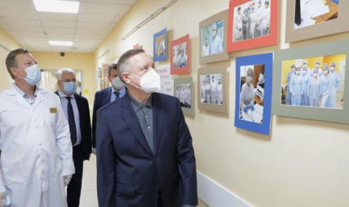 Фото №1 - Беглов: Петербург начинает прививочную кампанию от COVID-19, город готовит 70 пунктов вакцинации
