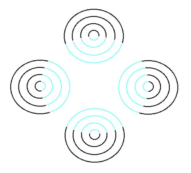 Фото №5 - 5 оптических иллюзий, которые докажут, что твой мозг легко обмануть