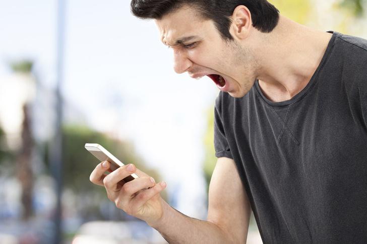 Фото №1 - Злость сокращает мужчинам жизнь