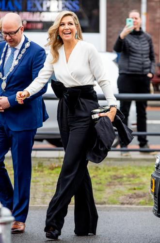 Фото №10 - Кейт, Шарлен или Меган: чьи наряды оказались самыми дорогими в 2018 году