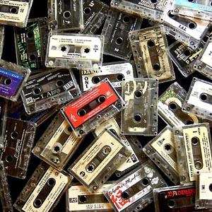 Фото №1 - Аудиокассеты списаны в утиль