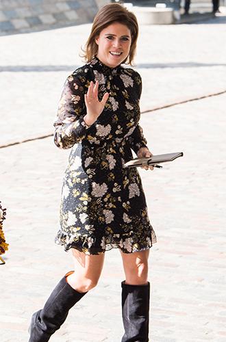 Фото №19 - Почему герцогиня Меган может позволить себе мини