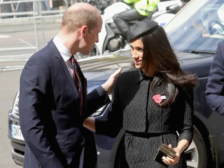Фото №2 - Меган влюблена в Уильяма, а Кейт беременна и больна: 5 новых (и очень странных) слухов о Виндзорах