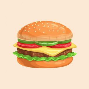 Фото №2 - Гадаем на бургерах: Что подарит тебе заряд энергии на весь день? ⚡