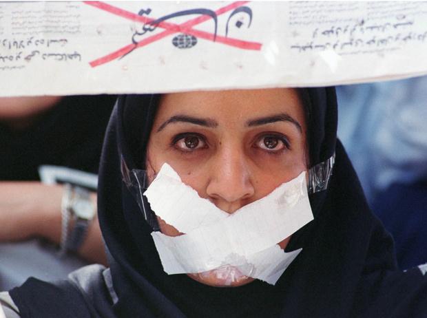 Фото №6 - Кровавая революция: как изменилась жизнь иранских женщин после событий 1979 года